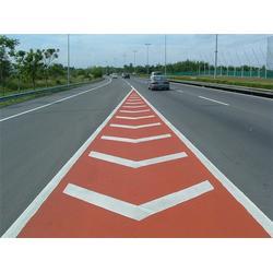 杭州骏兴交通设施 彩色路面多少钱-嘉兴彩色路面图片