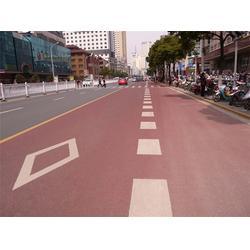 彩色路面-温州彩色路面-骏兴施工图片