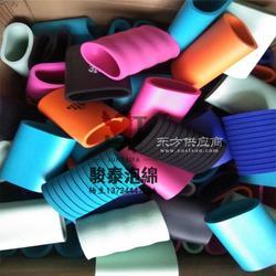 厂家大量定做橡塑杯套 连底橡塑杯套图片