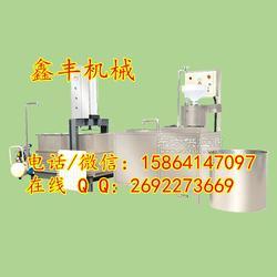 小型全自动豆腐干机XF-100豆腐干价位 豆腐干机厂家图片