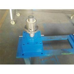 两台联动螺旋丝杆升降机-丝杆升降机-赛德减速机(查看)图片