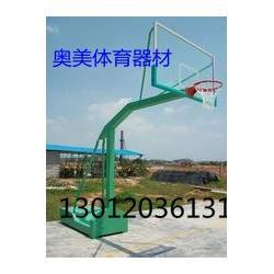 圆管篮球架推荐厂家图片