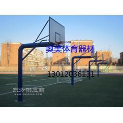 圆管篮球架规格 高度图片