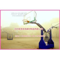 篮球架多高可加工定做图片