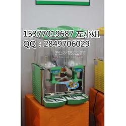 饮料果汁机冰之乐商用果汁机 三缸冷热果汁机厂图片
