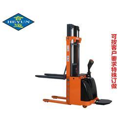 集装箱用搬运叉车-搬运叉车厂家-骏鸿、电动液压托盘车图片
