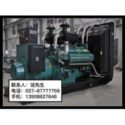 江夏静音发电机、华丰源动力、静音发电机租赁图片