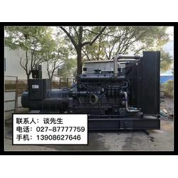 柴油发电机租赁 华丰源硚口柴油发电机