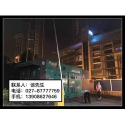 发电机组、湖北发电机租赁、孝昌发电机图片