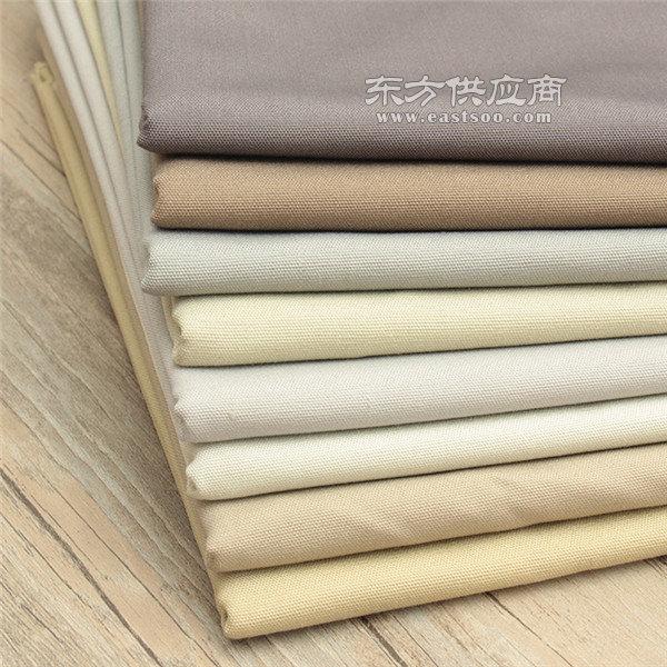 鑫超纺织、斜纹有机棉布有机环纺纱制造现货梭织布图片