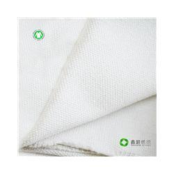 有机棉布-鑫超纺织-箱包帆布厂家有机棉布供应图片