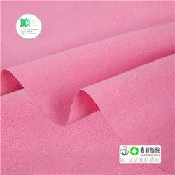 GOTS认证有机亚麻布梭织胚布有机棉布工厂GOTS认证棉布图片