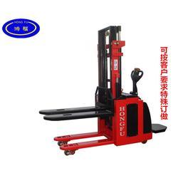 电动堆垛车定制-国产电动堆垛车-搬运设备招商,骏鸿(查看)图片