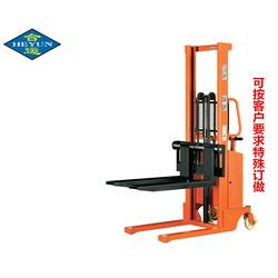 电动叉车代理招商-骏鸿(在线咨询)1吨电动叉车图片