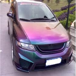 大鹏变色龙涂料、变色材料、ABS系列变色龙涂料图片
