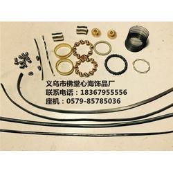 弹簧工艺饰品厂家-心海饰品厂低-弹簧工艺饰品图片