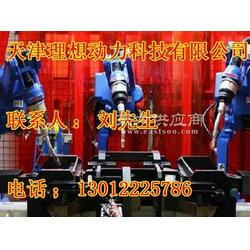 碳钢焊接机器人设计,自动化机械手研发图片