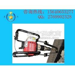 电动钢轨钻孔机型号_钢轨钻孔机_双兴图片