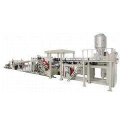 板材生产线 盛大挤出机械 塑料中空板材生产线图片
