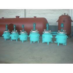 供应蒸汽加热反应釜-远达化工机械-德州蒸汽加热反应釜图片