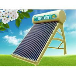 阳台太阳能热水器品牌,夏日雨太阳能,辽宁太阳能热水器图片
