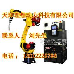 fanuc焊接机器人工厂,工业机器人制造商设备图片