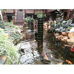 杭州华池园林 鱼池过滤设备-过滤设备图片