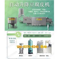 好用的干豆腐成套设备 仿手工干豆腐制作机 小型干豆腐机报价图片