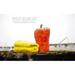 大型水果装饰玻璃钢雕塑模型 瓜果蔬菜园林装饰工艺品图片