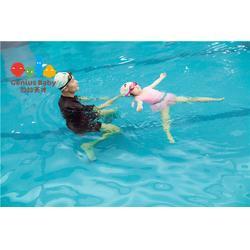 亲子游泳哪家好_妙妙天才亲子游泳俱乐部_义乌亲子游泳图片