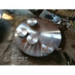 Q345R大口径对焊堵头定做厂家图片