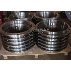 卷制高压对焊法兰定做厂家图片