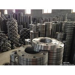 标准锻打碳钢法兰生产厂家图片