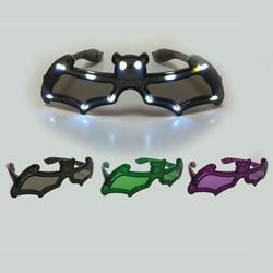 蜘蛛侠闪光眼镜玩具-?#20302;?#29305;厂家直销(在线咨询)闪光眼镜图片