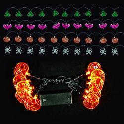 多种灯色定制LED灯串、诺威特、LED灯串图片