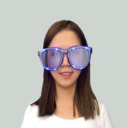 发光眼镜(图)-el发光眼镜-发光眼镜图片