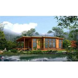 木屋,水榭云亭,木屋供应图片