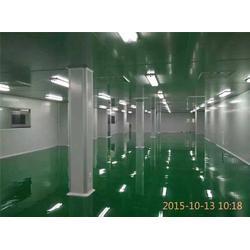 番禺防静电自流平地坪|超为地坪漆|地坪图片