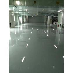 环氧地板柒-超为地坪漆-广州车间环氧地板柒改造图片