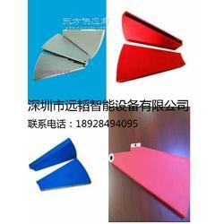软翼PU挡板定制,软体翼闸门,防撞软性翼闸伸缩板厂家图片