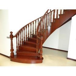 汉口实木楼梯,卓典卫浴,实木楼梯哪家好图片