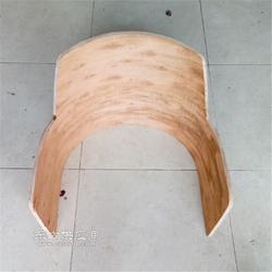 加工不变形,不开裂,曲木胶合板,弯曲木定制异形板图片