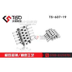 工业笔记本电脑专用转轴 表链式转轴 TS-607-19 精致图片