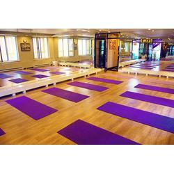 玖零暖通科技公司、滨州高温瑜伽馆、高温瑜伽馆装修图片