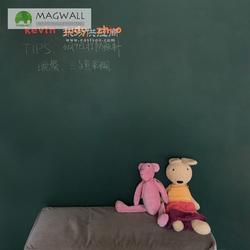 磁善家尺寸定制教室绿板可磁力承重环保磁性软绿板图片