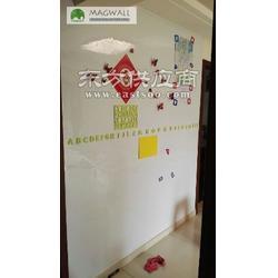 Magwall办公家用教学写字板轻松上墙自带背胶可擦写软白板墙贴图片