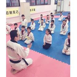 昆山跆拳道少儿培训|昆山杰灵体育|昆山跆拳道图片