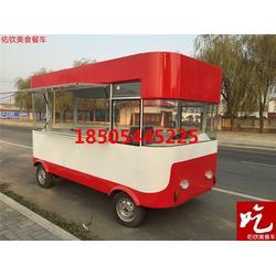 小吃车-涮烤一体小吃车-德州佑钦餐车(多图)图片