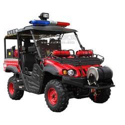 厂家直销全地形多功能四轮消防摩托车 天盾安防多功能四轮消防摩托车 四轮消防摩托车图片
