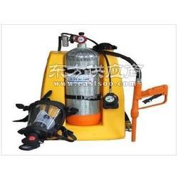MPB18背负式空气呼吸器 泡沫灭火两用装置图片